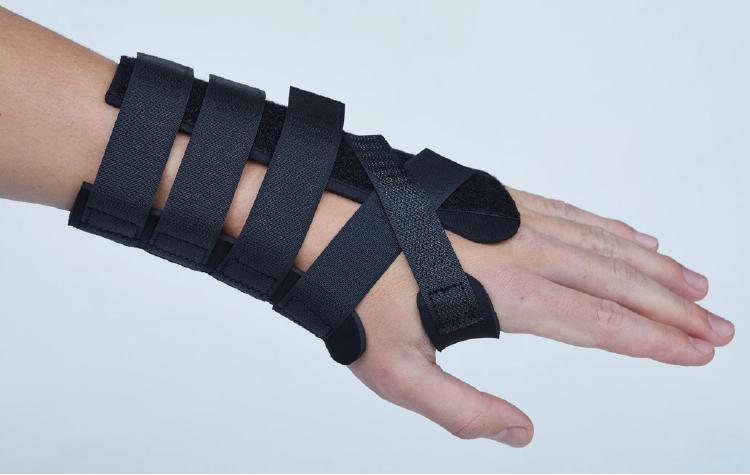 Mastercare Enterprises | NUOrtho Product Range - Hand/ Wrist Bracing, CARPUS WRIST SPLINT [NU837]