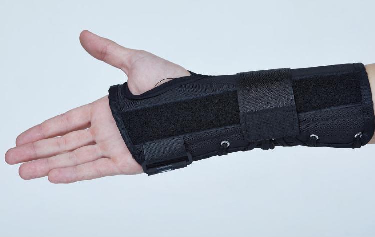 Mastercare Enterprises | NUOrtho Product Range - Hand/ Wrist Bracing, UNIVERSAL WRIST BRACE [NU818]