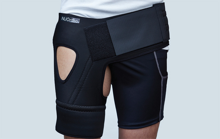 Mastercare Enterprises | NUOrtho Product Range - Knee Bracing, ABOVE KNEE SUSPENSION BELT [NU420]