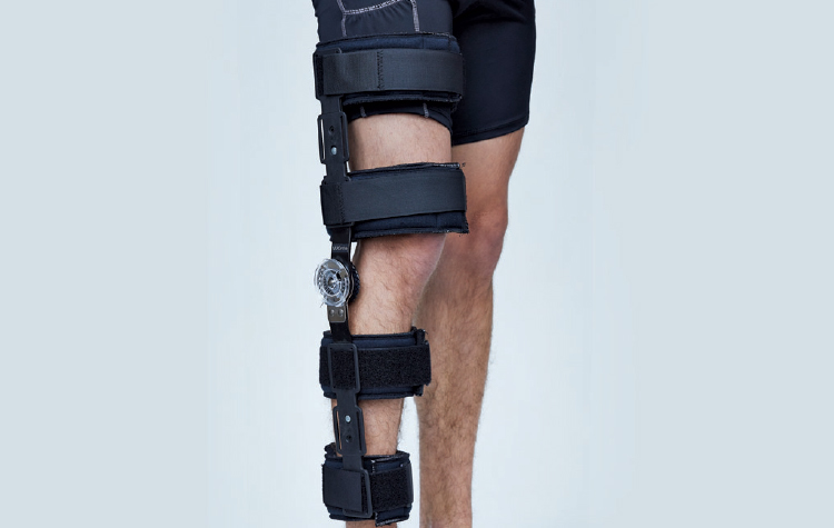 Mastercare Enterprises | NUOrtho Product Range - Knee Bracing, KNEE RANGER WITH VELCRO - LONG [NU316]