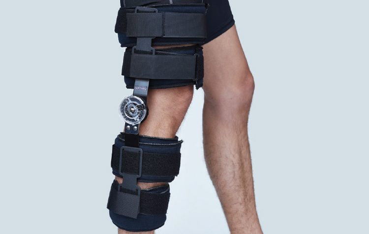 Mastercare Enterprises | NUOrtho Product Range - Knee Bracing, KNEE RANGER WITH VELCRO - SHORT [NU324]