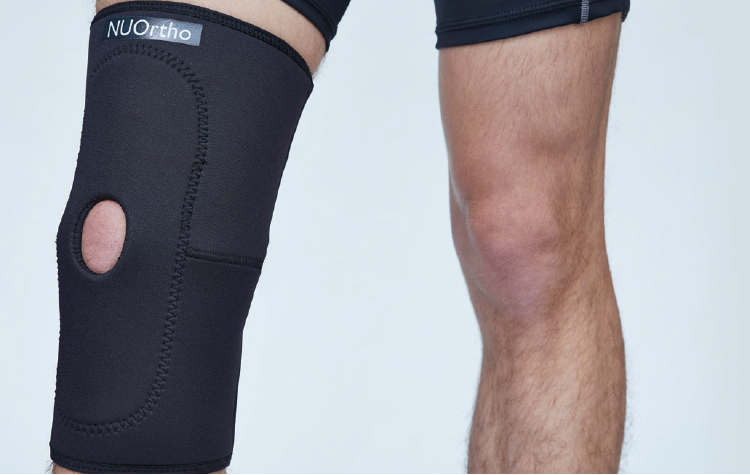 Mastercare Enterprises | NUOrtho Product Range - Knee Bracing, KNEE SLEEVE OPEN PATELLA [NU111]