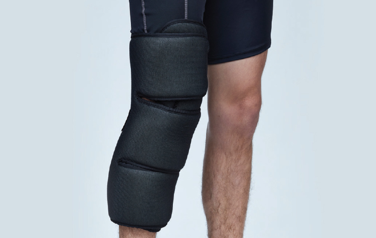 Mastercare Enterprises | NUOrtho Product Range - Knee Bracing, WRAP AROUND KNEE SUPPORT - THICK [NU323]