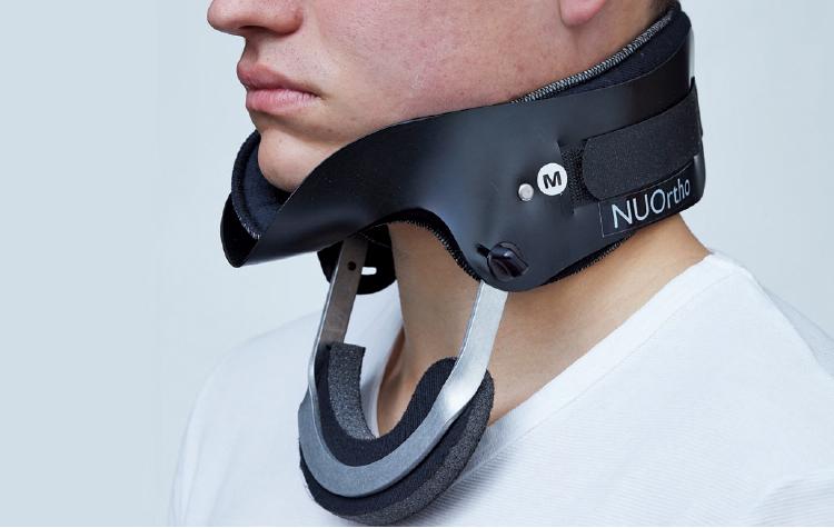 Mastercare Enterprises | NUOrtho Product Range - Neck Bracing, SEMI-RIGID NECK BRACE CHIN PIECE [NU906A]